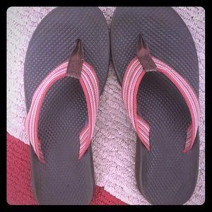 Women's size 9 Chaco flip flop